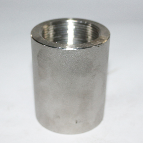 4 inch threaded straight rod reducer coupling