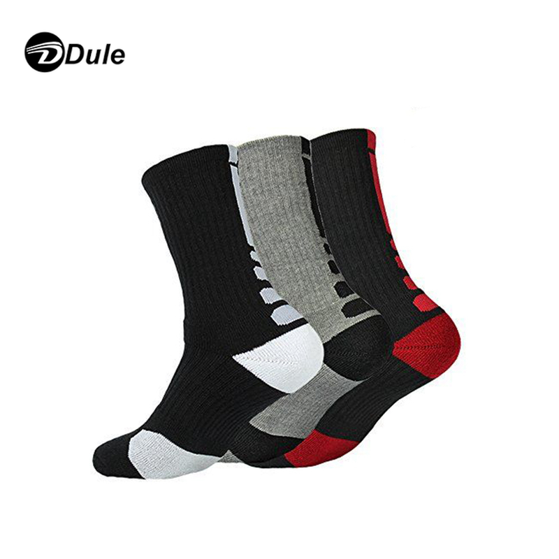 DL-II-0368 athletic crew socks crew athletic socks