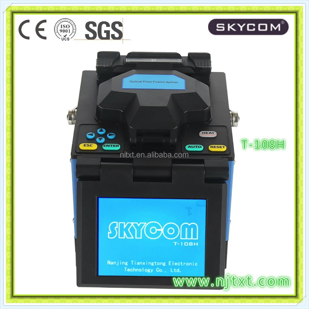 Fiber Optics Splicing Machine (T-108H) Attractive Price