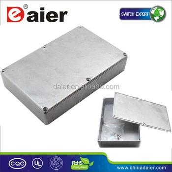 Pressofuso 1590dd Box In Alluminio Per Elettronica Buy Scatola Di