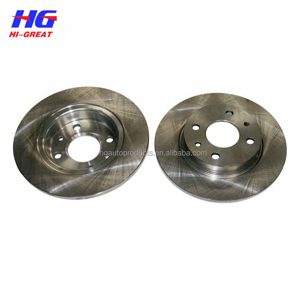 High performance Auto Spare Parts Brake disc For LADA 21083501070