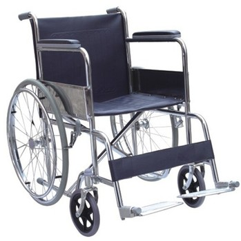 silla de ruedas fs 809