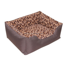 Factory supply best selling detachable square pet bed car dog bed