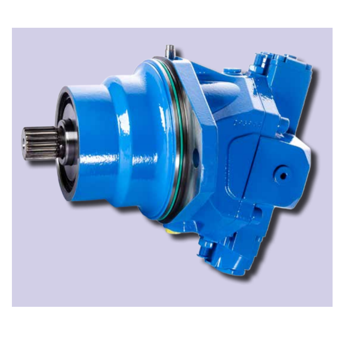 HYDRO LEDUC HYDRAULIC MOTORS -VARIABLE DISPLACEMENT