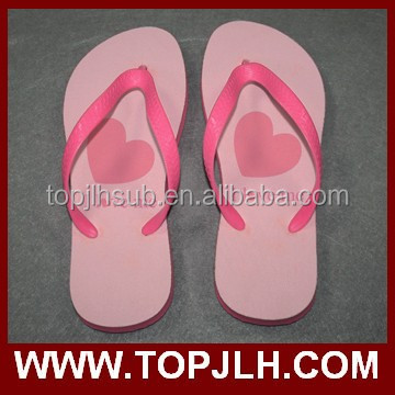2017 Hot Sell OEM wedding favor slippers cheap china rubber slipper