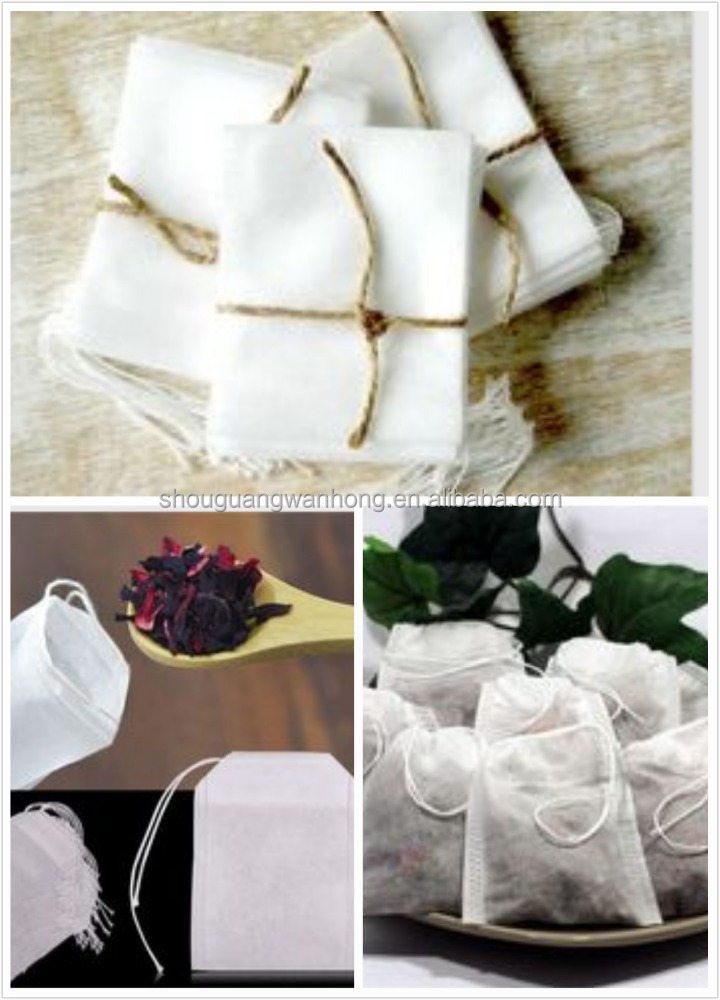 bag making material breathable non woven polypropylene fabric for tea bag