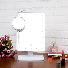China factory outlet led make up mirror for girl