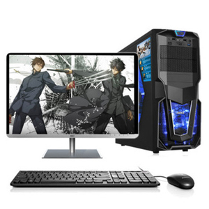 Factory customized design i3 i5 i7 Win10 DDR3 DDR4 HDD SSD gaming desktop computer