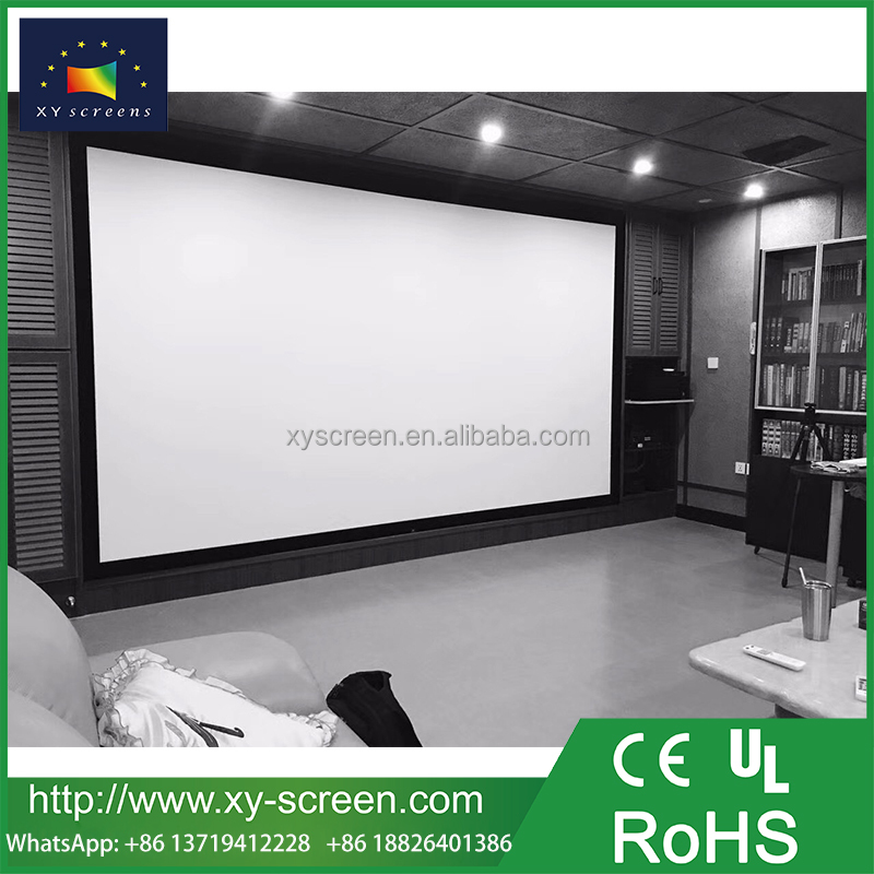 Xyscreen Home Theater Fixed Frame Projector Screen - Buy Fixed Frame ...