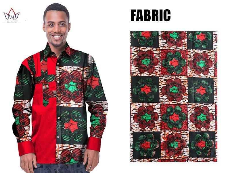 aa026792c Trending men african fashion dashiki design print shirt mandarin collar  personal customized african dashiki men clothes WYN229