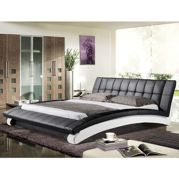 Modern King Queen Size Black And White