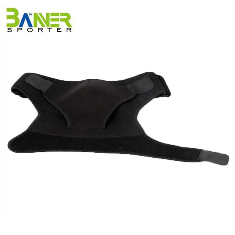 High quantity Wholesale Tourmaline comfortable adjustable men sport <strong>shoulder</strong> support brace