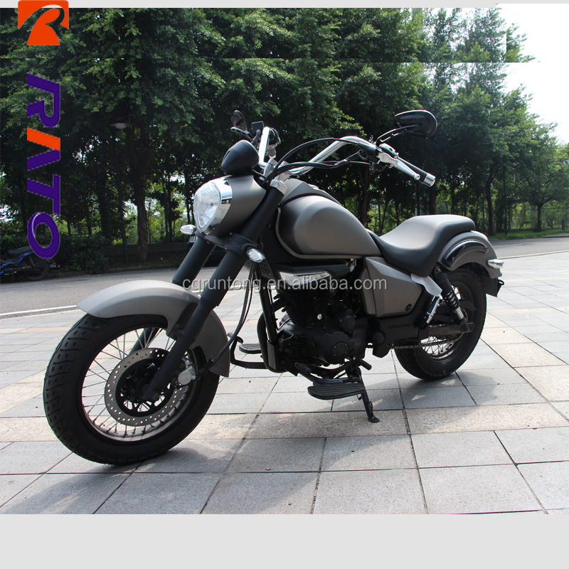 200cc cruiser chopper motorcycle for sale