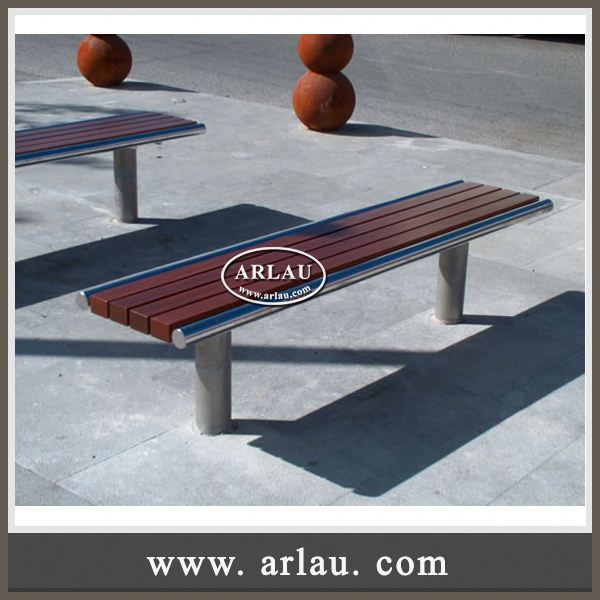 Arlau Cheap Wooden Chairs, Wooden Double Bench, Teakwood Park Bench