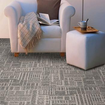 Modern Office Nylon Carpet Tile
