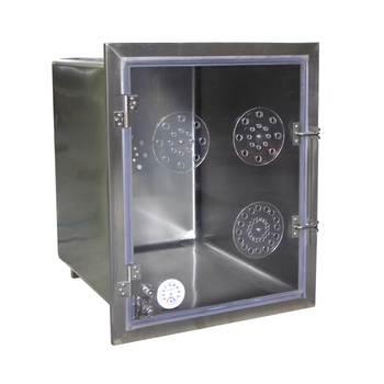 Ka 509-th Stainless Steel Medium Size Oxygen Therapy Cage