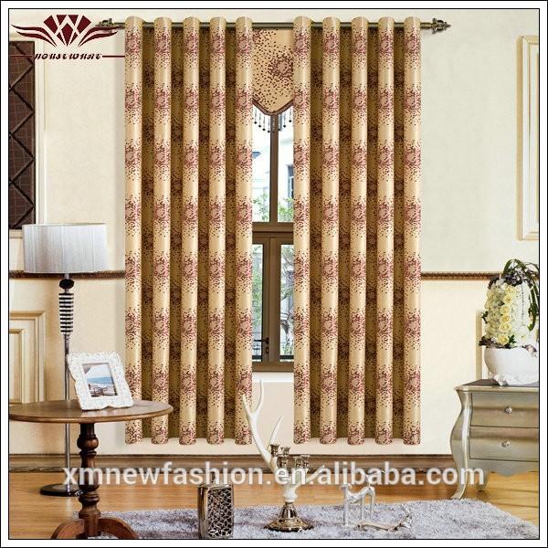 Type de bureau de rideau de la fenêtre, rideau accessoire, tissus ...