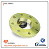 ANSI oval threaded flange