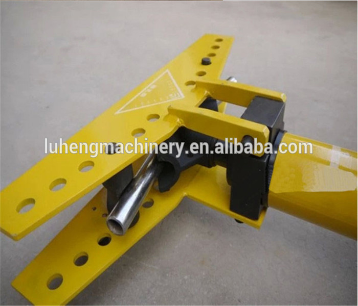 Large, high-quality hydraulic pipe bender