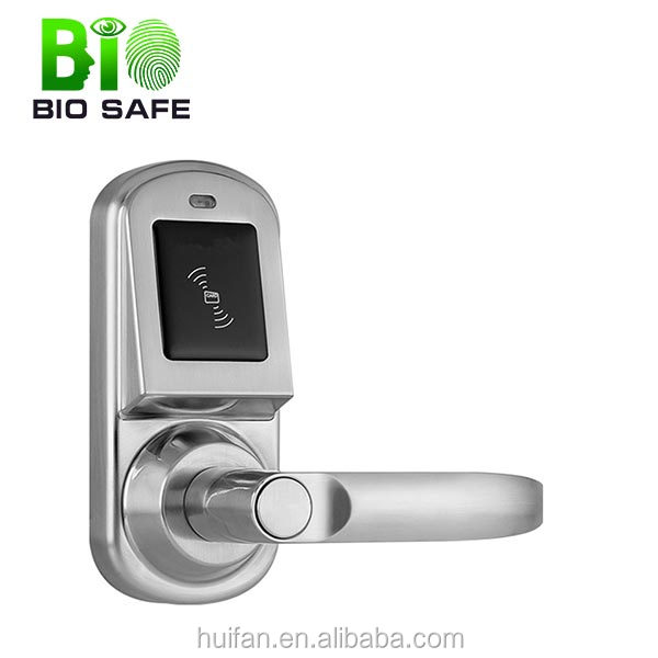 China Shenzhen Supplier Wristband Bracelet Handle Push Door Lock(HF-LM9)