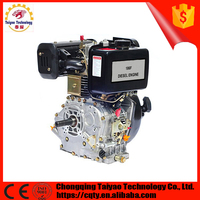 Professional High Efficiency Manual Start 186FA Diesel Engine