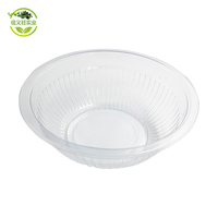 700ml Biodegradable Chinese Rice Salad disposable Bowl take away
