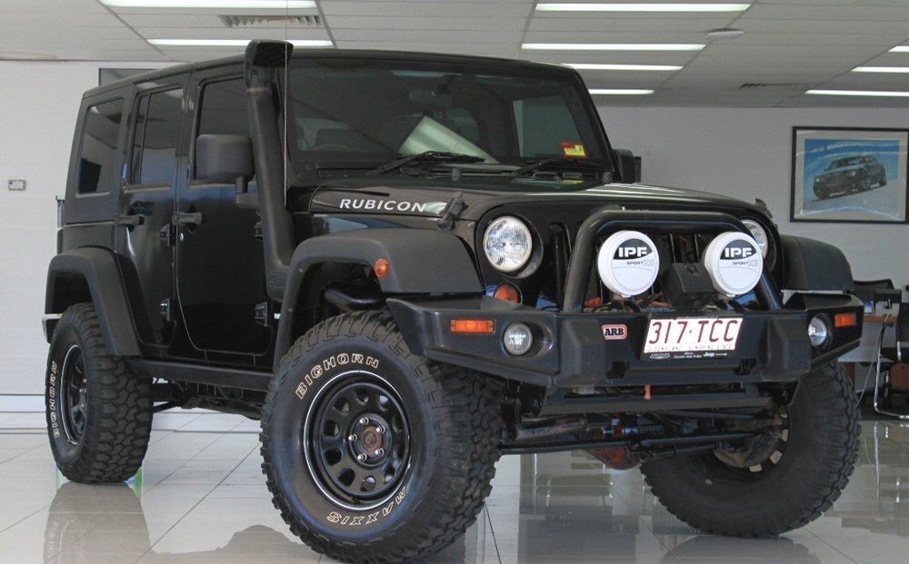 2007 Jeep Wrangler Unlimited Rubicon Jk   Buy 4 Porta Rubicon Ilimitado  Product On Alibaba.com