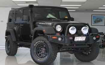 2007 Jeep Wrangler JK Unlimited Rubicon