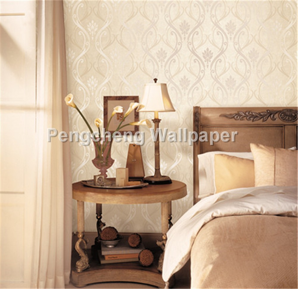 Carta da parati per pareti camera da letto da parete di colore ...