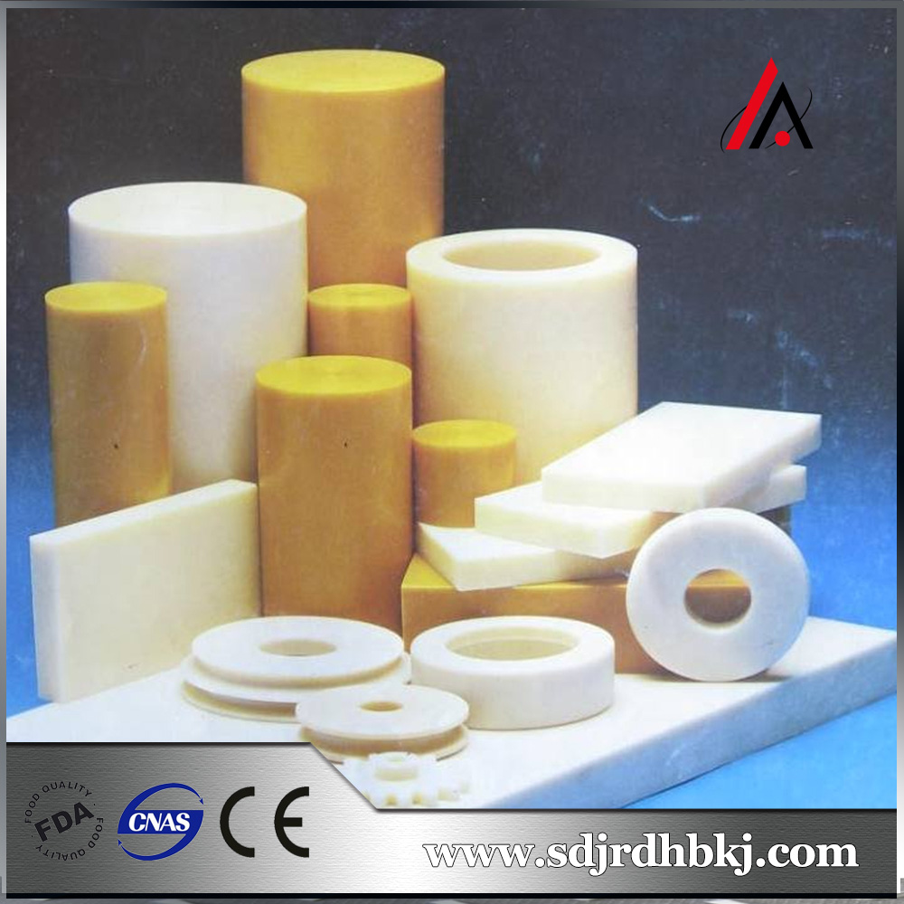 Anti-aging wear resistance nylon plastic block