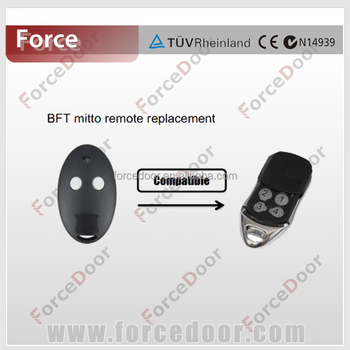 Bft Mitto Compatible Garage Door Opener Remote Control Buy Garage