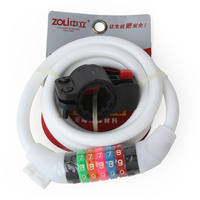 87610 Special Sports Bicycle Code Lock Wire bike lock cable Combination Lock
