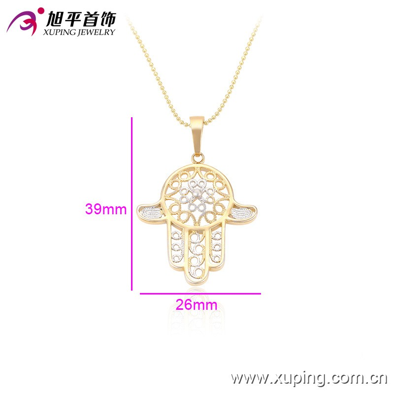 Promotions Excellent Quality Simple Unique Design Palmation Pendant