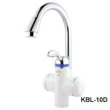 Mini household appliance electric faucet, hot cold kitchen water heater