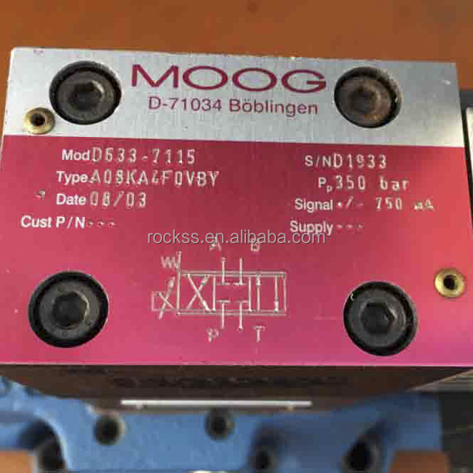Helpful T200-310f-0a81 Moog Back To Search Resultstools Woodworking Machinery & Parts