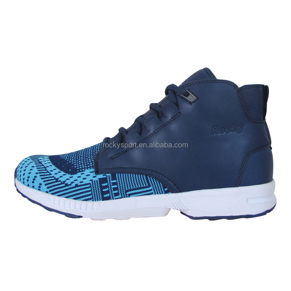 upper new fabric style men shoes sports for knitting shoes XXrzq