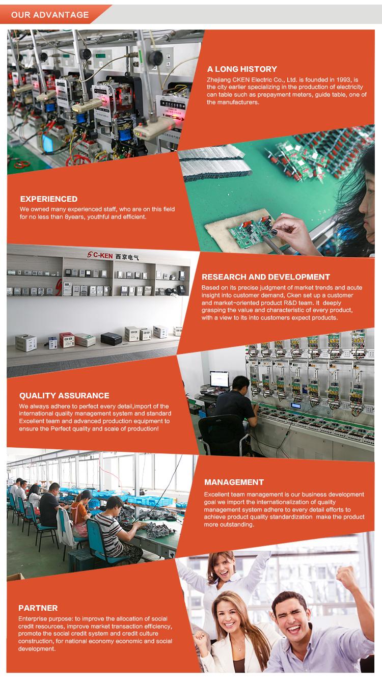 Hohe Qualität Din-schiene Digital Stromzähler 3 Phase 3 Draht ...