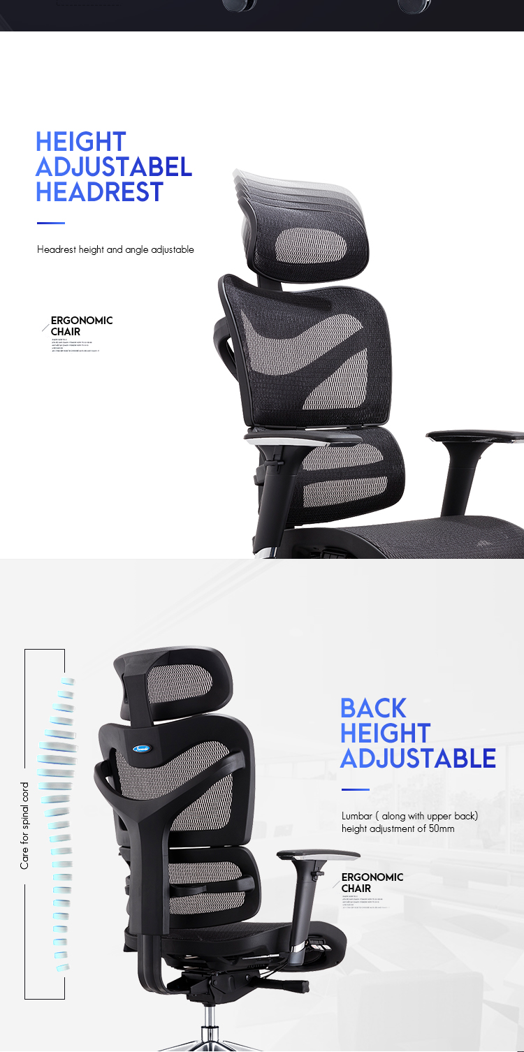 News high quality executive manager chair mesh chair for office and home office