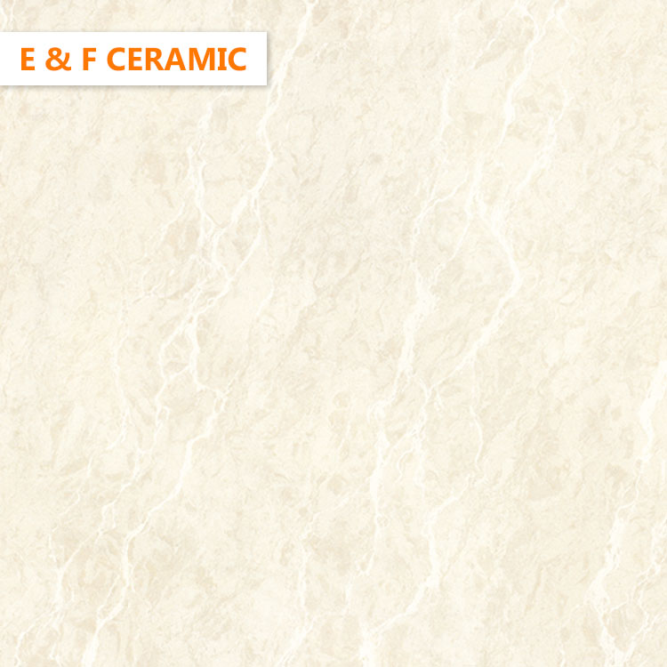 600*600 Foshan Eiffel China Guangdong Anti-Scratches Tiles OEM Shopping Mall Wear Resistance light yellow Vitrified Tiles