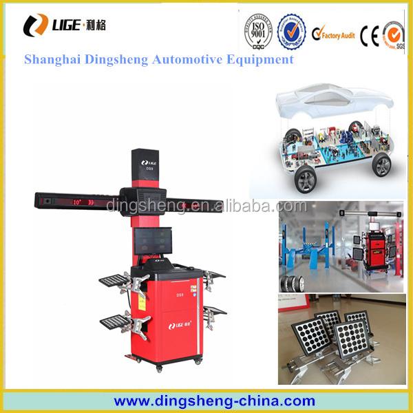 wheel alignment machine cost