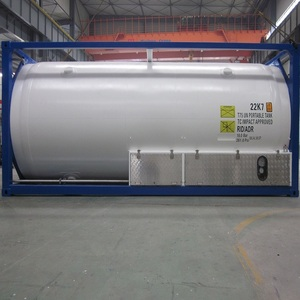 Liquid Ammonia 20ft 40ft ISO standard tank container