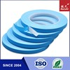 Blue release film thermal conductive double sided fiber tape