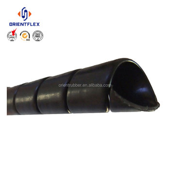 Guaranteed quality bendy non-kinking forestry polyethylene psg full sleeve manufacturer supply
