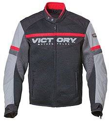 Victory Motorcycles Mens Skyline Mesh Jacket Small