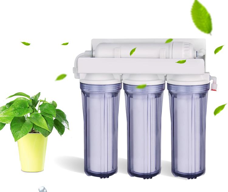 Sistema di purificazione di acqua a casa cartucce undersink filtro di acqua a buon mercato