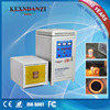 Best seller KX-5188A50 50kw high frequency induction heating iron melting furnace