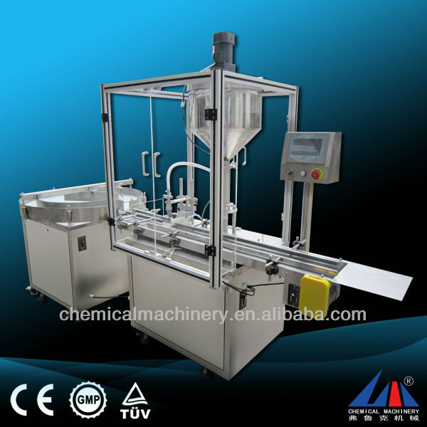 FLK satinless steel automatic frostbite salve for pharmaceutical purposes filling machine