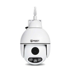 Top1 5X Optional Zoom Two-way Audio 128GB 1080P Cloud PTZ Dome Wireless IP Camera 360 Degree WiFi