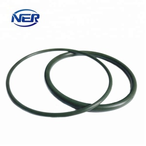 Dark green VITON FPM FKM rubber O ring