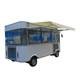 2018 Beautiful Electric Food Trailer Food Truck with Kitchen Equipment